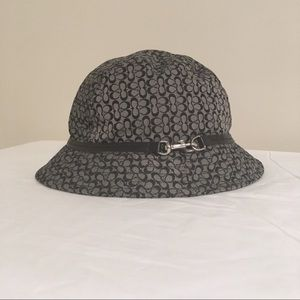 Coach Vintage Signature Bucket Hat